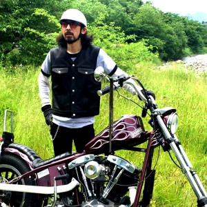 KILLERTUNE CHOPPERZ LEATHER VEST